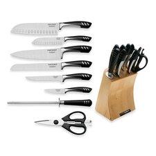 9 Piece Cutlery Block Set