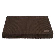 Corduroy Rectangular Pillow Bed