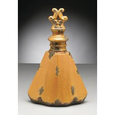 Decorative Bottle with Lid