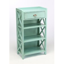 "3 Shelf 40.5"" Standard Bookcase"