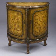 Half Round Cabinet