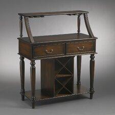 Victorian Inspired Sideboard Bar Cabinet