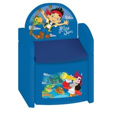 Jake and The Never Land Pirates Sit N Store Kids Chair