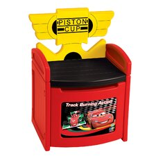 Cars 2 Sit N Store Kids Chair