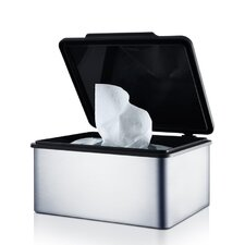 Stainless Steel Wet Tissue Box