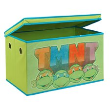 Teenage Mutant Ninja Turtles Retro Storage Chest