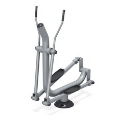 FitTech In-Ground Mount Elliptical