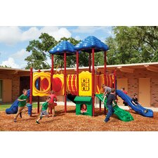 UPlay Today Pike's Peak Playground System