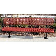 Diamond Pattern Bench