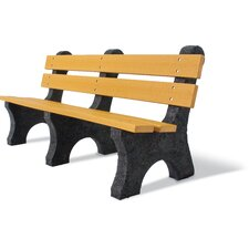 UltraSite Recycled Plastic Portable Bench