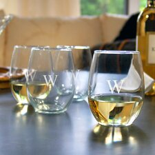 Gifts Stemless Wine Glass (Set of 4)