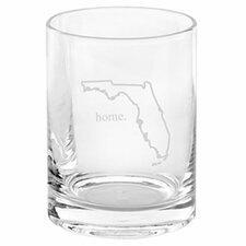 Home State Drinking Glass (Set of 4)