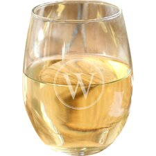 Personalized Stemless Wine Glass (Set of 4)