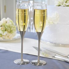 Parisian Romance Champagne Flute