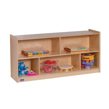 Mobile Toddler Storage Unit