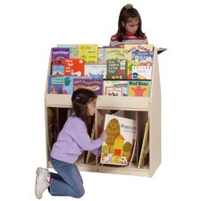"Multi-Store Mobile 41"" Book Display"