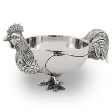 Rooster Nut Bowl