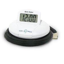Sonic Boom Portable Vibrating Alarm Clock