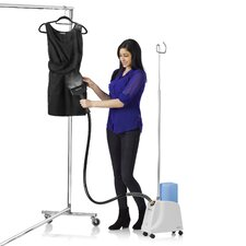 Vivio Professional Garment Steamer with Heavy-Duty PVC Steam Head