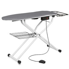 The Board Premium Vacuum and Up-Air Pressing Ironing Board