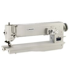 Walking Foot Long Arm Sewing Machine with 3-Step