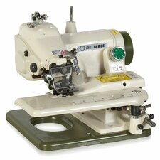 Portable Blindstitch Machine with Skip Stitch
