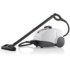 EnviroMate Pro Steam Cleaner with Auto Refill, Accessory Kit