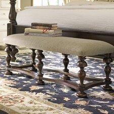 Savannah Wooden Bedroom Bench