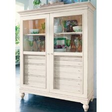 The Bag Lady's China Cabinet