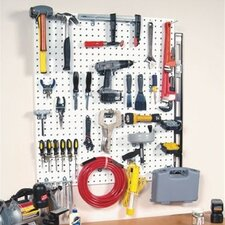 Square Hole Pegboards