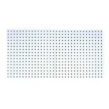 LocBoard 24 In. 18 Gauge Steel Square Hole Pegboards