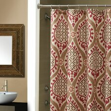 Modern Marrakesh Shower Curtain