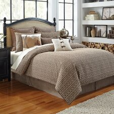 Aspen 4 Piece Comforter Set (Set of 4)