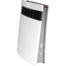 1,500 Watt Wall Mounted Electric Fan Wall Insert Heater