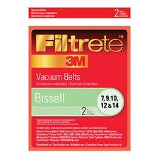 Bissell Filtrete™ Vacuum Belt (Set of 2)