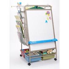 Premium Chart Caddy Center with Eco Tubs