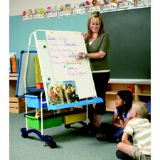 Royal Reading/Writing Center with Premium Tubs Easel