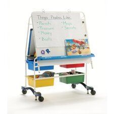 Royal Queen Reading/Writing Center Easel
