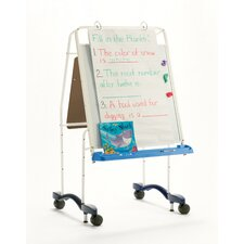 Standard Reading-writing Center Easel
