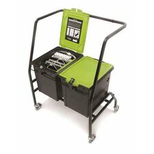 Tech Tub Cart with 2 Premium 5-Device Tech Tubs