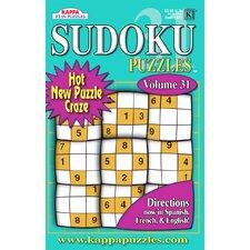 Sudoku Puzzles Book (Set of 3)