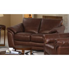 Anderson Leather Loveseat