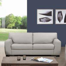 Dean Leather Sofa