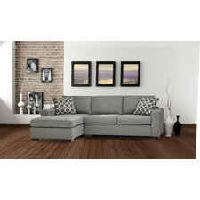 Mimi Sectional with Double Sofabed
