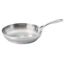 "12"" Stainless Steel Frying Pan"