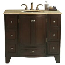 "Grand Cheswick 40"" Single Bathroom Vanity Set"