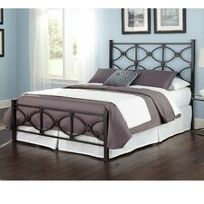 Marlo Panel Bed