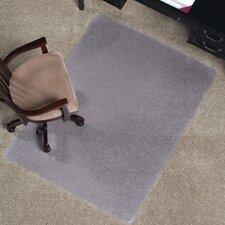 Anchormat Medium Pile Carpet Beveled Edge Chair Mat