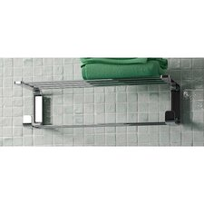Outline Wall Mounted Train Towel Rack
