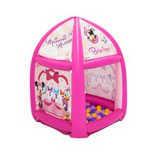 Minnie Pretty Bowtique Playland Tent (Set of 6)